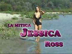 sexy jessica ross outdoor