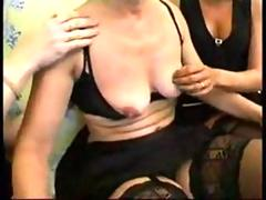 French Mature Christelle orgy