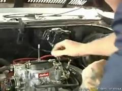Getting screwed by the Mechanic