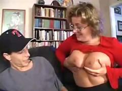 Teacher seduces her young student video