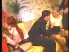 Italian orgy with mature moms dads and blacks segment