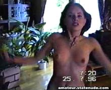 Amateur German Teen Casting