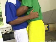 Nasty barebacking action of wild gay latins feature 2