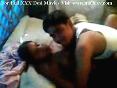 Indian Sanju Fucking Girlfriend In Boys Hostel