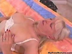 Casting British Granny Housewife