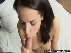 Teen Stroke Suck