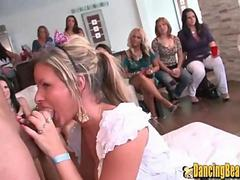 Hot Bachelorette Sucks and Gets Jizz One Last Time