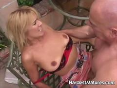Anal fuck for 50 plus babe
