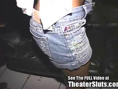 Krysta Lynn Lovely XXX Theater Gang Bang