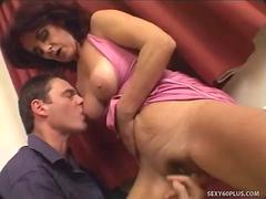 Dancing Lesson Turns In To A Mature Fuck