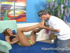 Arianna Jay gets nailed by a Mexican gang banged