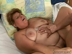 Granny hard sex compilation mature