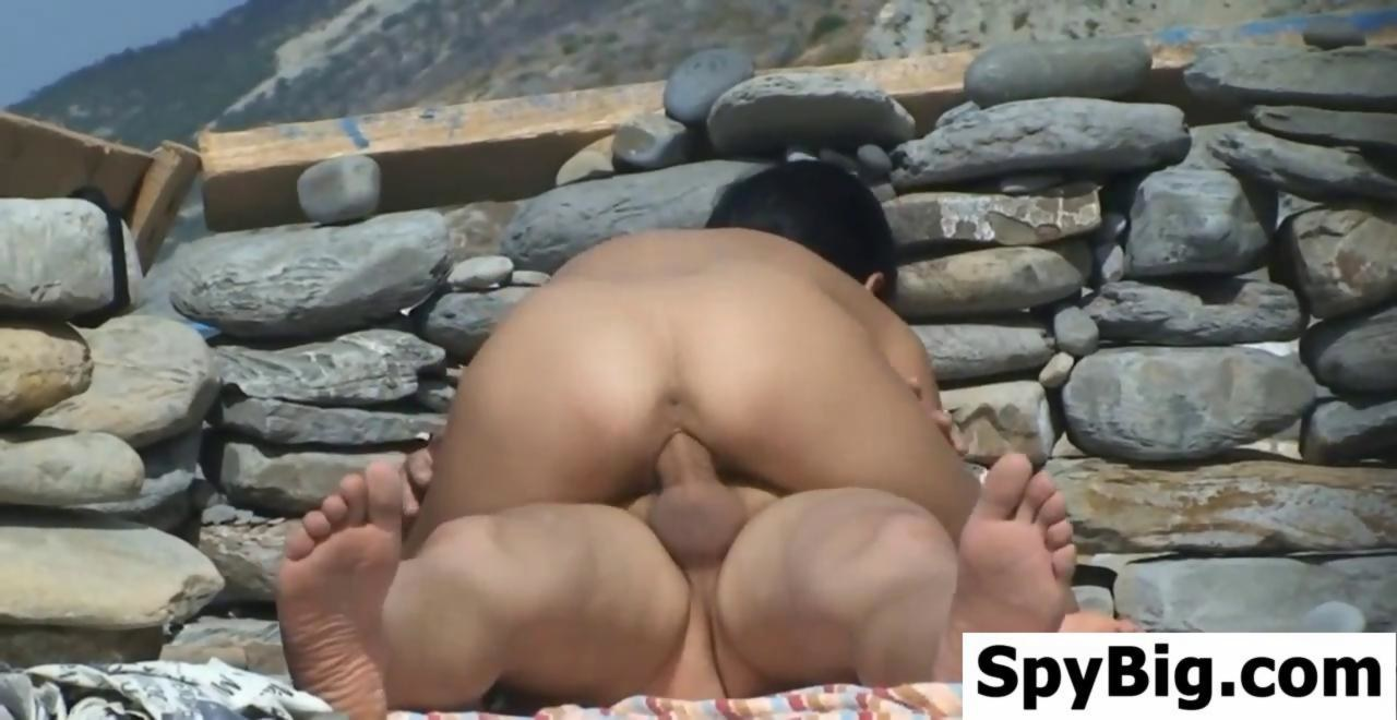 Naked and horny couples on the beach opinion you