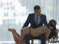 TUSHY Taylor May Loves Anal Sex