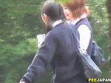 Japanese teens peeing on GotPorn (4496083)