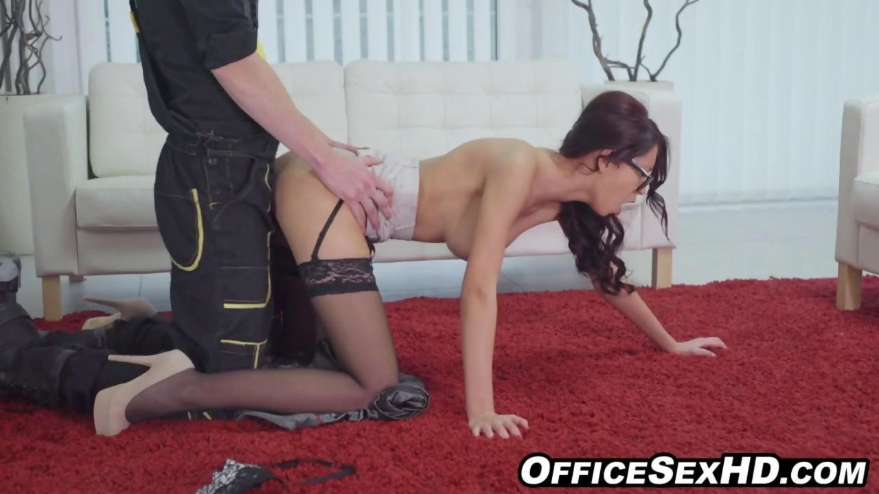 ass stockings getting fucked in Guys