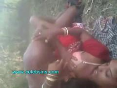 indian village couple fucking outdoor movie