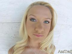 asstraffic blonde loves doggystyle anal fucking video