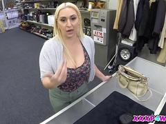 Plus Size Chic In The Pawnshop