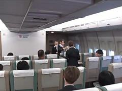 Japan Airline Service Business Class