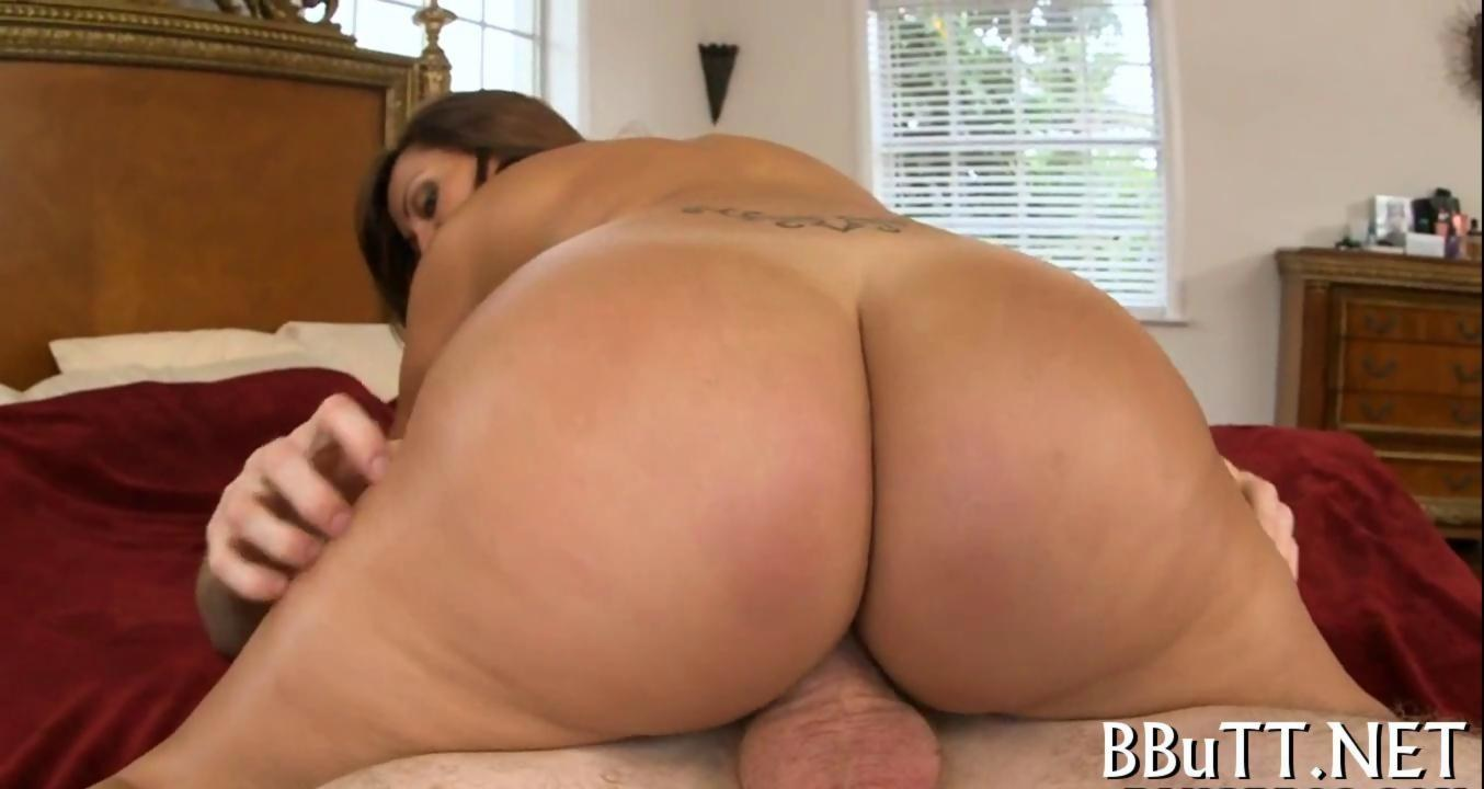 Big ass riding porn