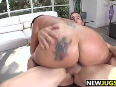 Titastic Babe Raylene Gets Fucked