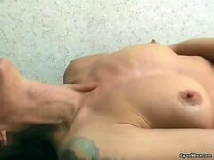 Hot mature picked up
