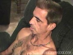Mature Amateur Terry Jacking Off