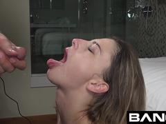 BANG Real Teens Amateur Teen Kristen is Always Horny And Ready to Fuck