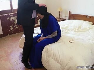arab punish and ass grope 21 year old refugee in my hotel apartment for sex