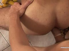 Latin Boys Franciose and Alexei Fucking