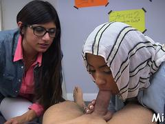 teen arab rouge prepares for sex feature feature 1