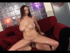 Hard fuck for big tits Gianna Michaels