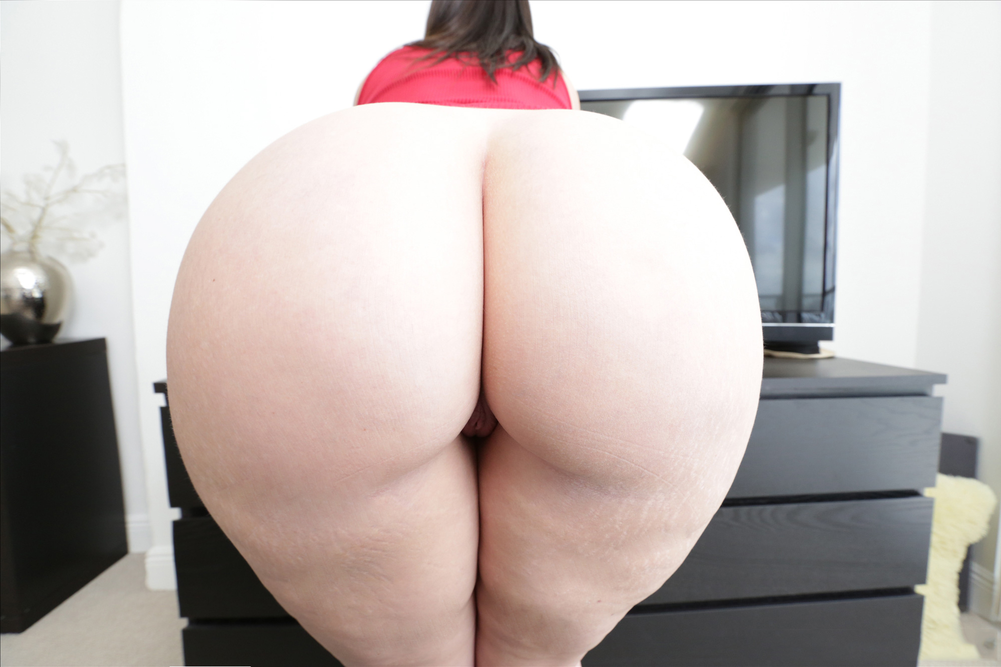 Can white butt porn