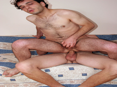Gay Ass Filled  With Cum and Hard Anal Fuck