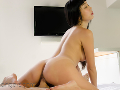 VR BANGERS-Marica Hase Asian fuck in the hotel room